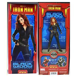 Moebius Models Iron Man Model Kit 1:8 Scale: Black Widow