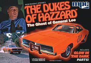 1:25 Scale Model Kit: The Dukes of Hazzard The Ghost of General Lee