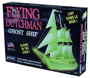Lindberg Model Kits 1:130 Scale Flying Dutchman Ghost Ship