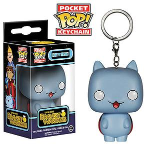 Pop! Pocket Keychain Bravest Warriors Vinyl Figure Catbug