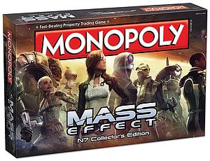 Monopoly: Mass Effect N7 Collector's Edition