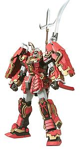 Gundam Master Grade 1/100 Scale Model Kit: Shin Musha Gundam