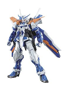 Gundam Master Grade Gundam Seed 1/100 Scale Model Kit: Gundam Astray Blue Frame Second Revise