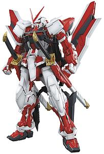 Gundam Master Grade Gundam Seed 1/100 Scale Model Kit: Astray Red Frame