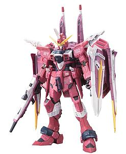 Gundam Real Grade Excitement Embodied 1/144 Scale Model Kit: #09 ZGMF-X09A Justice Gundam