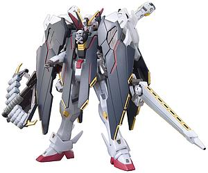 Gundam High Grade Build Fighters 1/144 Scale Model Kit: #035 Crossbone X1 Full Cloth Ver. GBFT