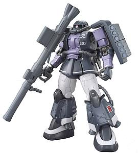 Gundam High Grade Gundam The Origin 1/144 Scale Model Kit: #003 MS-06R-1A Zaku II High Mobility Type (Gaia/Mash)