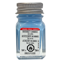 Flat Sky Blue Enamel Model Paint (TES1162)