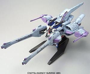 Gundam High Grade Gundam Seed 1/144 Scale Model Kit: #16 Meteor Unit + Freedom Gundam