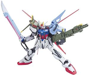 Gundam High Grade Gundam Seed 1/144 Scale Model Kit: R17 Perfect Strike Gundam