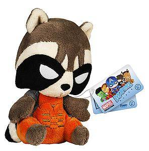 Mopeez Marvel Rocket Raccoon (Vaulted)
