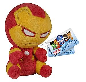 Mopeez Marvel Iron Man (Vaulted)