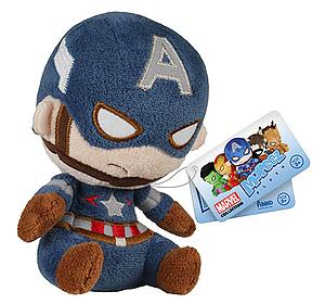 Mopeez Marvel Captain America (Vaulted)