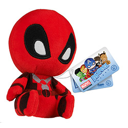 Mopeez Marvel Deadpool (Vaulted)