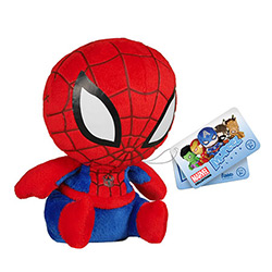 Mopeez Marvel Spider-man (Vaulted)