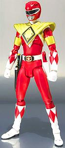 Mighty Morphin Power Rangers S.H Figuarts: Armored Red Ranger