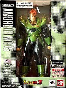 Bandai S.H. Figuarts Dragon Ball Z Action Figure Android No.16