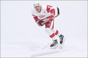 NHL Sportspicks Series 6 Nicklas Lidstrom (Detroit Red Wings) White