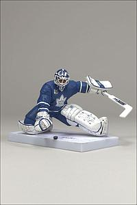 NHL Sportspicks Series 19 Grant Fuhr (Toronto Maple Leafs) Blue Jersey