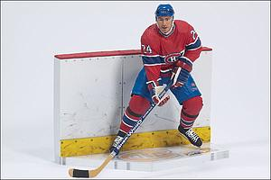 NHL Sportspicks Series 8 Chris Chelios (Montreal Canadiens) Red