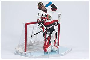 NHL Sportspicks Series 8 Patrick Lalime (Ottawa Senators) White