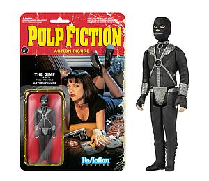 ReAction Figures Pulp Fiction Movie Series The Gimp