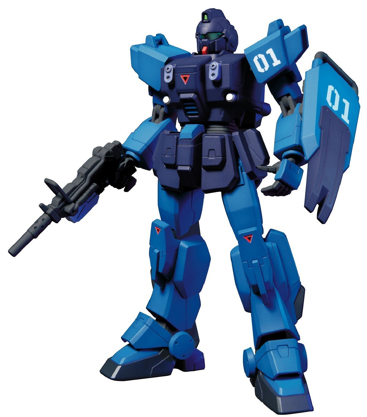 Gundam High Grade Universal Century 1/144 Scale Model Kit: #080 RX-79BD-1 Blue Destiny Unit 1