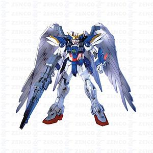 Gundam High Grade Endless Waltz 1/144 Scale Model Kit: EW-01 W-Gundam Zero Custom