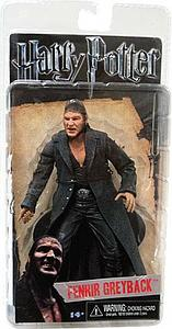 Harry Potter The Deathly Hallows Fenrir Greyback Action Figure