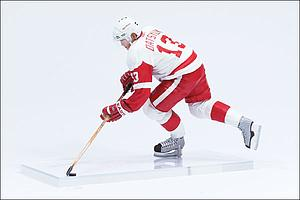 NHL Sportspicks Series 9 Pavel Datsyuk (Detroit Red Wings) White Jersey
