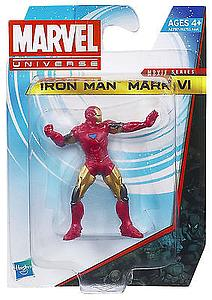 Marvel Universe Mini: Iron Man Mark VI