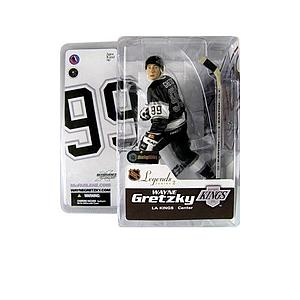 McFarlane NHL Sportspicks Legends Series 2 Wayne Gretzky (Los Angeles Kings) Black Jersey Variant