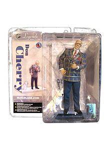 McFarlane NHL Sportspicks Legends Series 3 Don Cherry (Toronto Maple Leafs) Blue Plaid