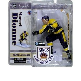 NHL Sportspicks Legends Series 3 Marcel Dionne (Los Angeles Kings) Purple