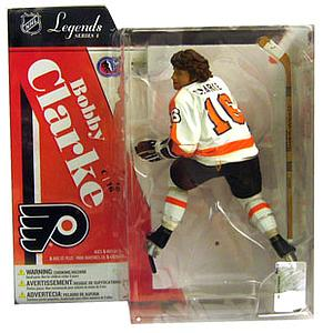 NHL Sportspicks Legends Series 4 Bobby Clarke (Philadelphia Flyers) White
