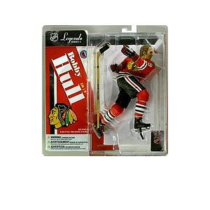 NHL Sportspicks Legends Series 4 Bobby Hull (Chicago Blackhawks) Red