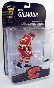NHL Sportspicks Legends Series 7 Doug Gilmour (Calgary Flames) Red
