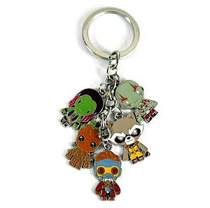 Marvel Keychain Guardians of the Galaxy Characters