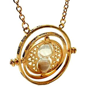 Harry Potter Prop Time Turner Necklace