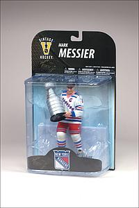 NHL Sportspicks Legends Series 7 Mark Messier (New York Rangers) White