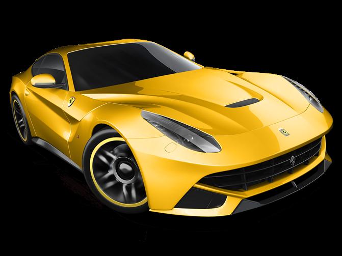 Hot Wheels Hw City Die Cast Ferrari F12 Berlinetta 31