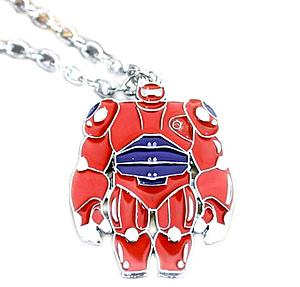 Disney's Big Hero 6 Necklace Armored Baymax