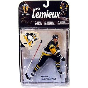 NHL Sportspicks Legends Series 8 Mario Lemieux (Pittsburgh Penguins) Black