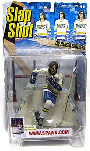 NHL Sportspicks Slapshot Series Jeff Hanson (Charlestown Chiefs) White