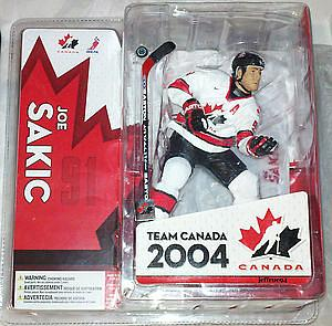 NHL Sportspicks TC World Cup of Hockey 2004 Series Joe Sakic (Team Canada) White