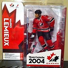 NHL Sportspicks TC Canada Cup 2004 Series Mario Lemieux (Team Canada) Red