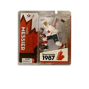 NHL Sportspicks TC Canada Cup 1987 Series Mark Messier (Team Canada) White