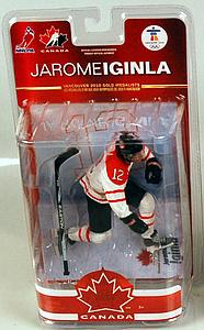 NHL Sportspicks TC Vancouver 2010 Series 2 Jarome Iginla (Team Canada) White