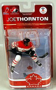 NHL Sportspicks TC Vancouver 2010 Series 2 Joe Thornton (Team Canada) White