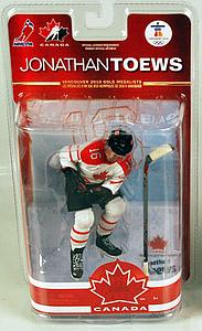 NHL Sportspicks TC Vancouver 2010 Series 2 Jonathan Toews (Team Canada) White